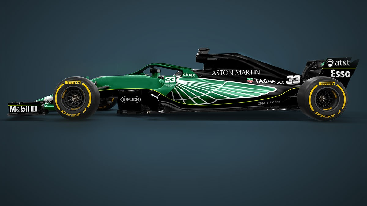 Andy Palmer Aston Martin Director Why Formula 1 On 2021 F1lead Com