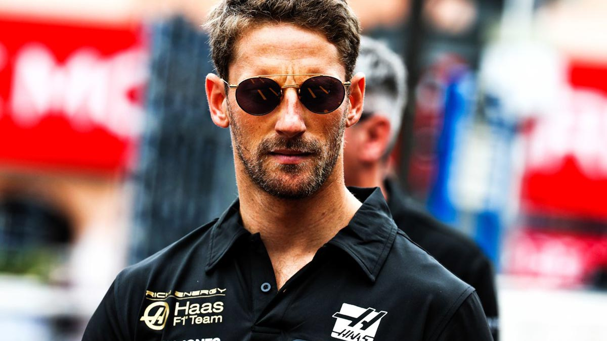 GROSJEAN AIMS FOR THE PODIUM IN 2020