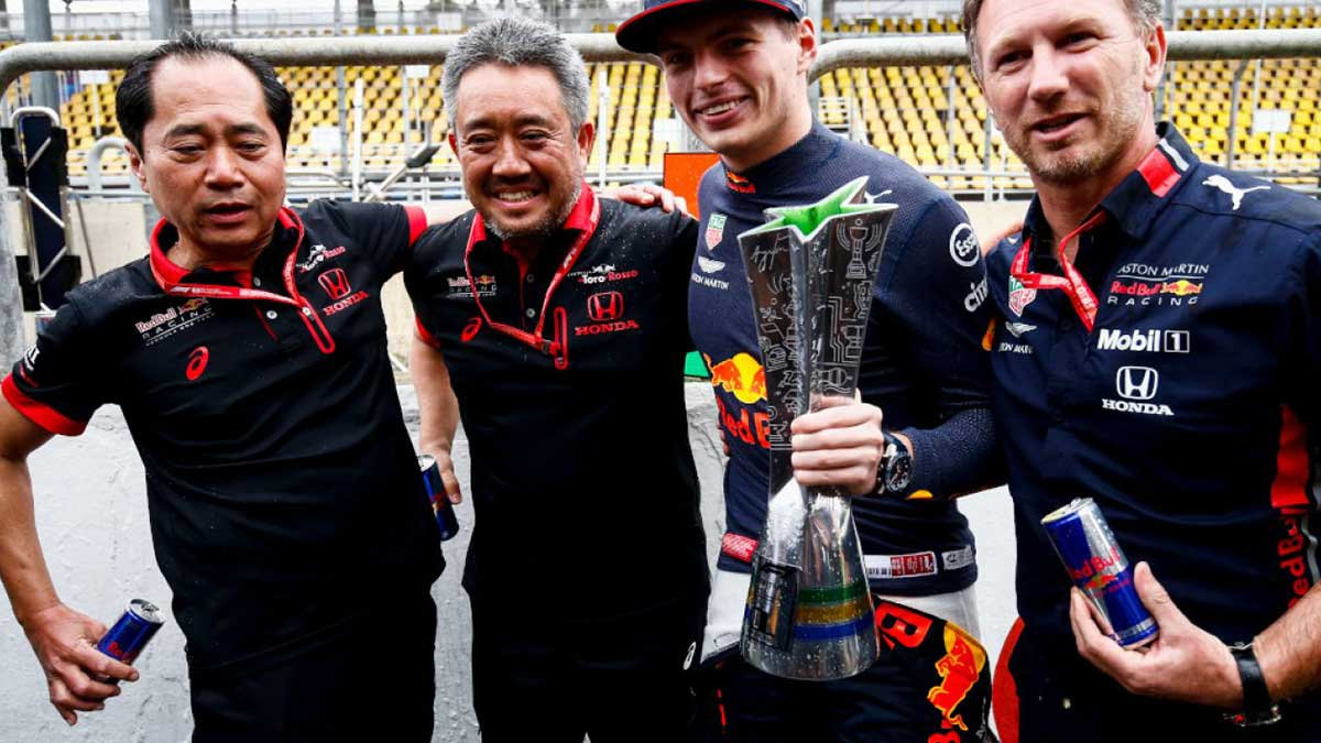 Andy Cowell : Honda's improvement during the 2019