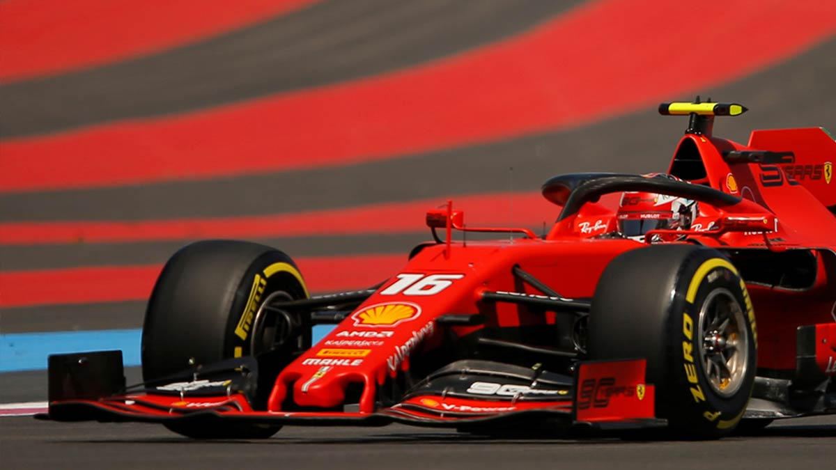 F1 2020 Ferrari February Program F1lead Com F1 News