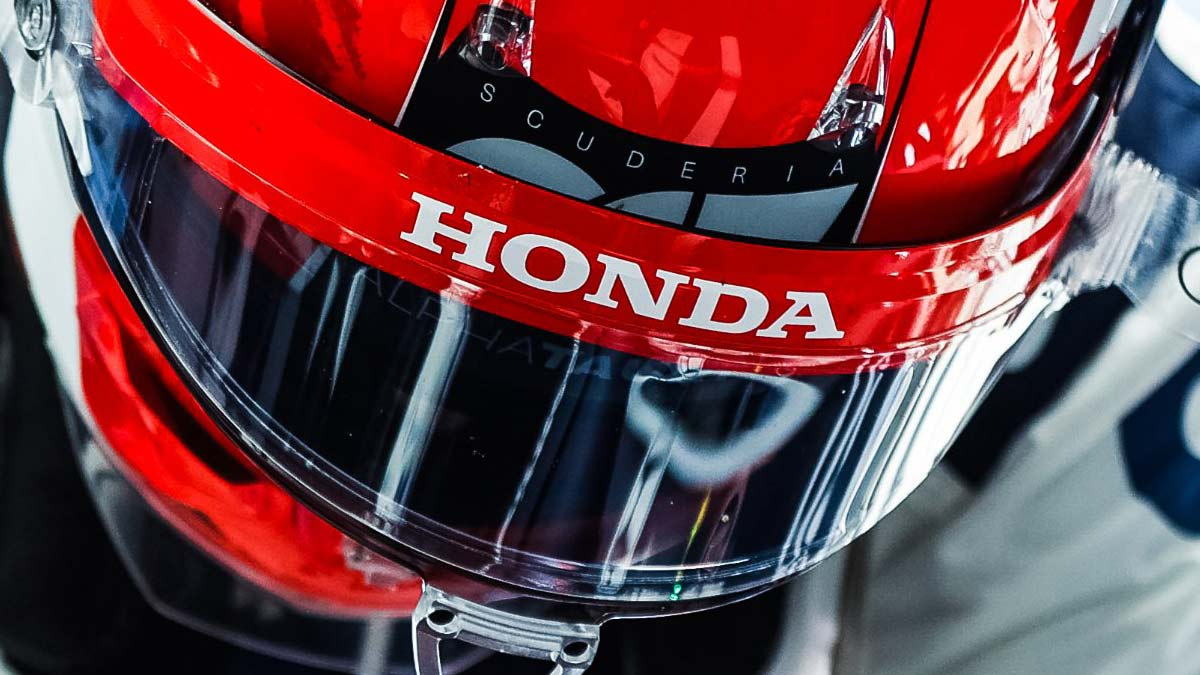 RED BULL : HONDA HAS BUILT A STRONG ENGINE FOR 2020