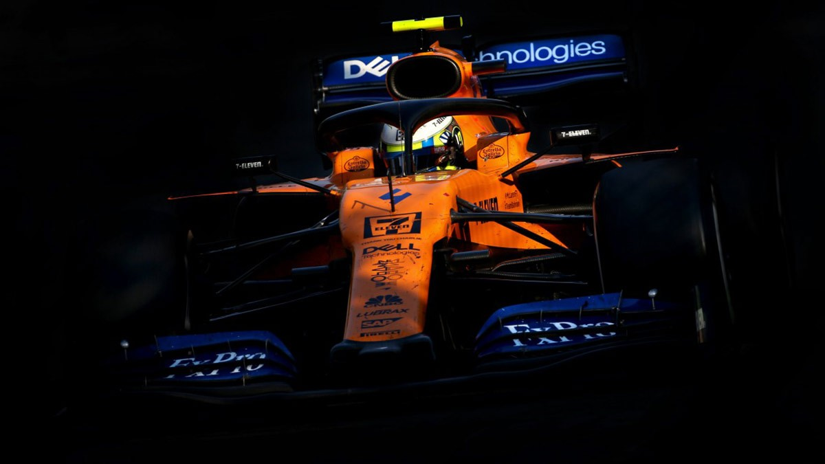 CORONAVIRUS : MCLAREN WITHDRAWS FROM AUSTRALIAN GP
