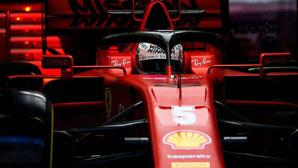SEBASTIAN VETTEL HAS ADMITTED THE POSSIBILITY THAT HE COULD LEAVE FERRARI