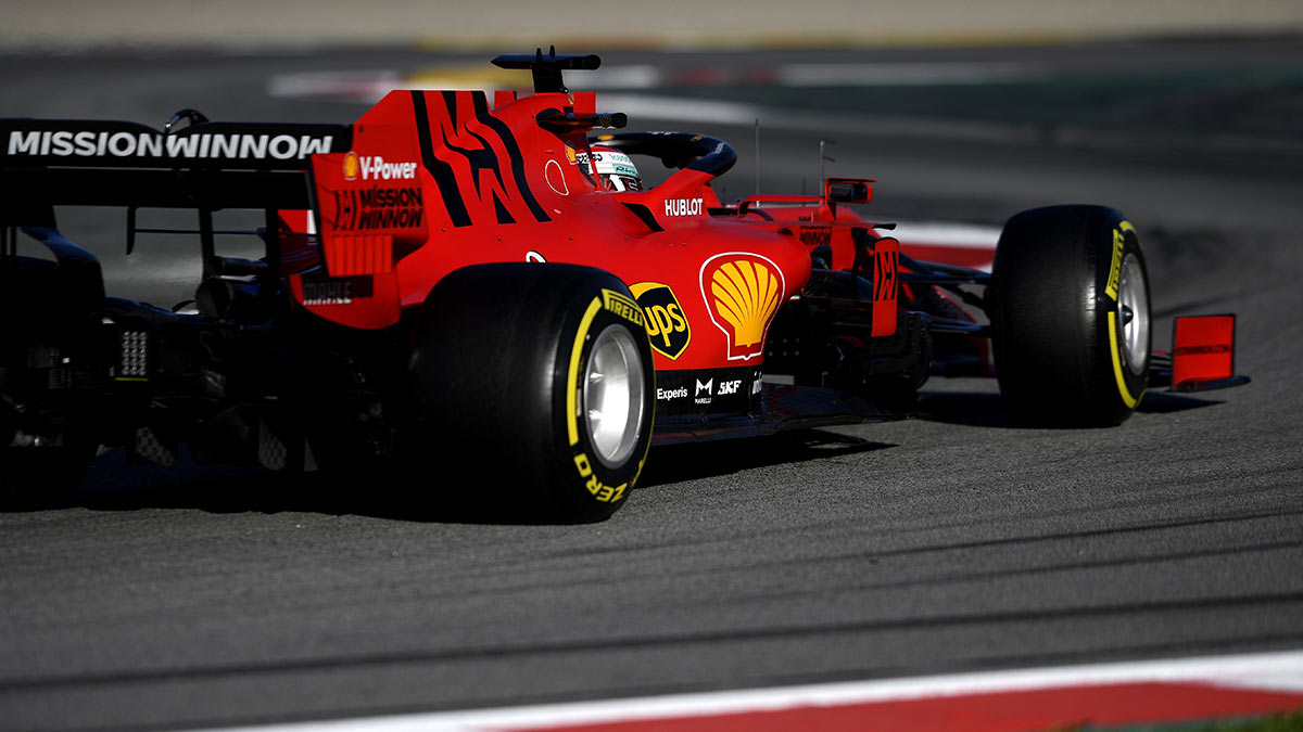 "THE FIA HAS ADMITTED TO ""SUSPICIONS"" AT FERRARI'S"