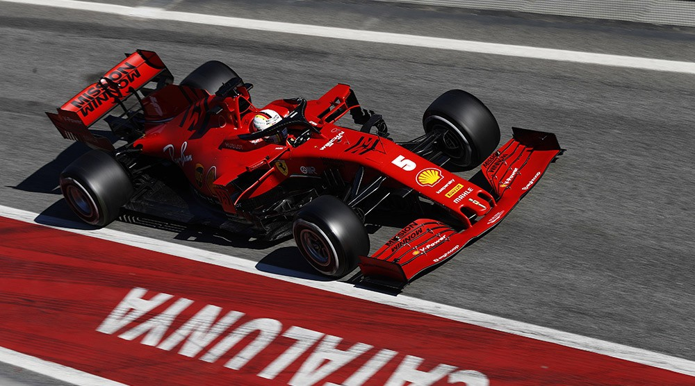 VETTEL WILL BE DIFFICULT TO MANAGE THIS SEASON AT FERRARI