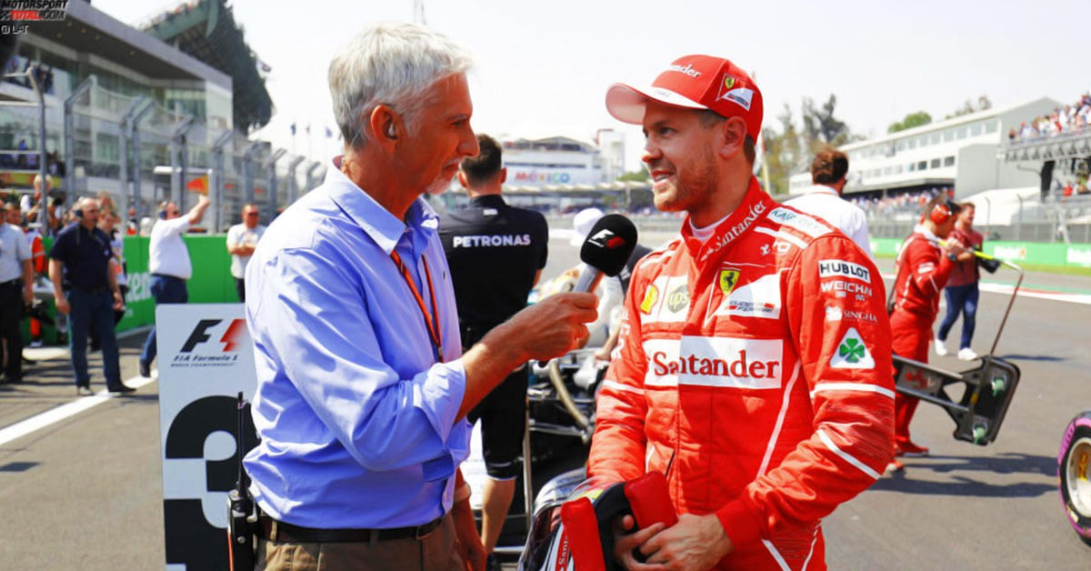 DAMON HILL : VETTEL SHOULD NOT STAY IN F1 AFTER 2020