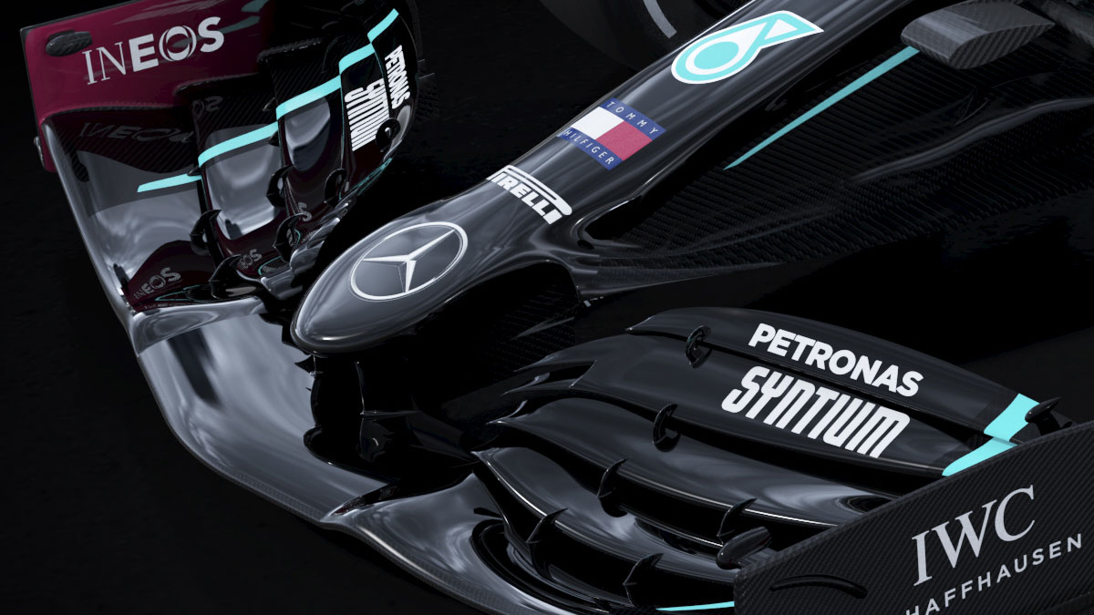 MERCEDES EXPECT A BATTLE WITH RED BULL