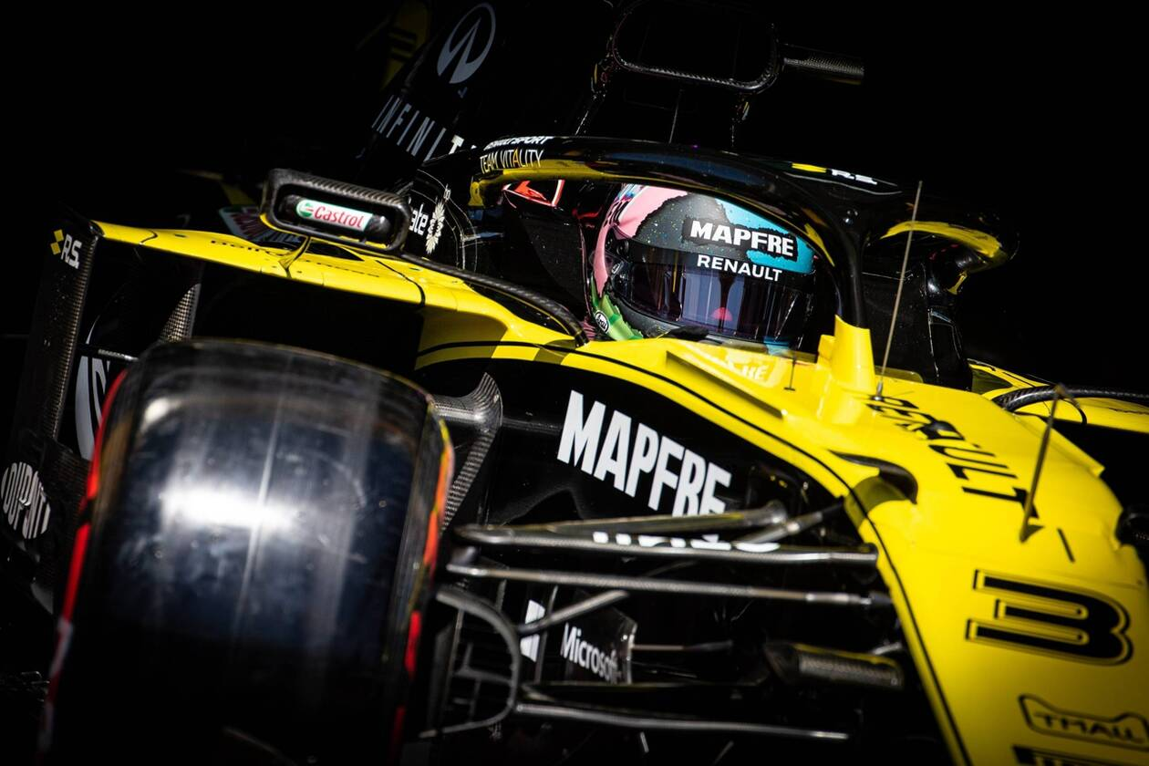 RICCIARDO HOPES TO BE CHALLENGED BY NORRIS