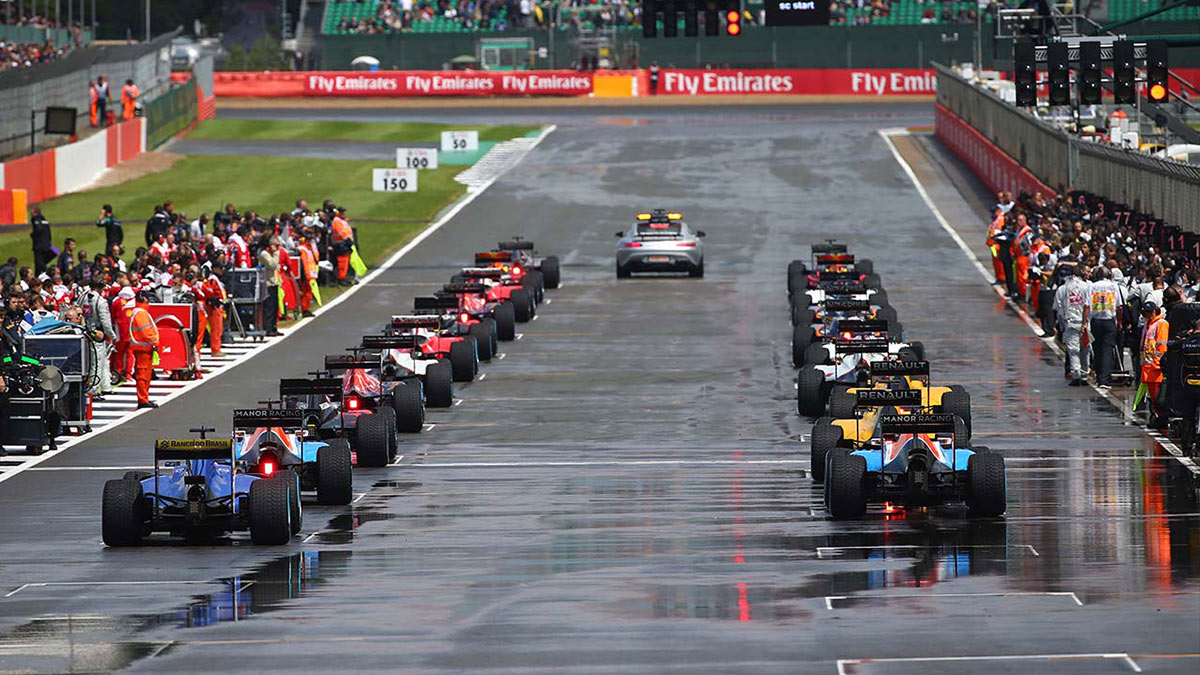 F1 FACTS AND STATS ABOUT THE SILVERSTONE CIRCUIT