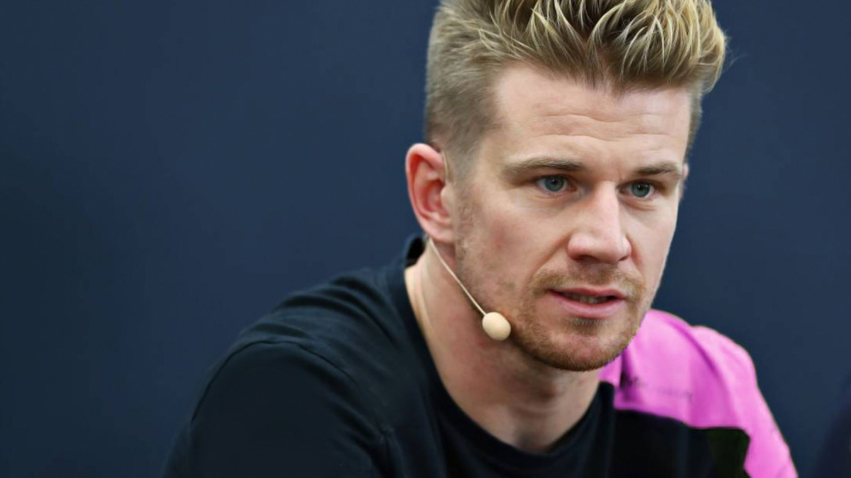 HULKENBERG TO REPLACE PEREZ FOR BRITISH GP