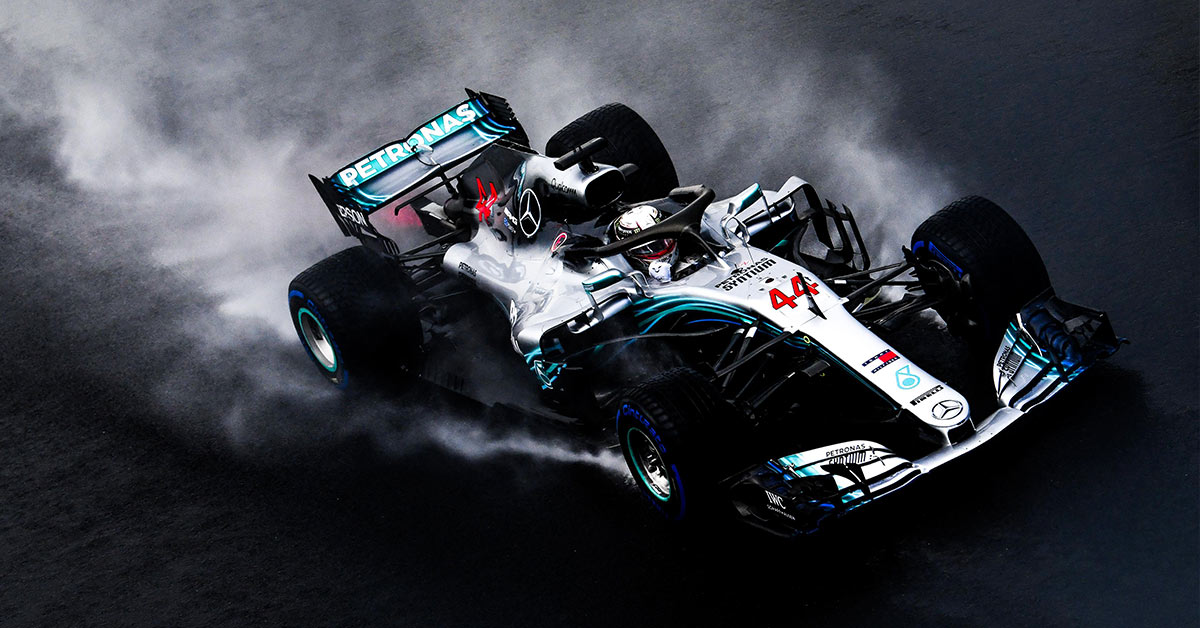 MERCEDES NEW POWER UNIT UPGRADE AT THE SEASON-OPENING