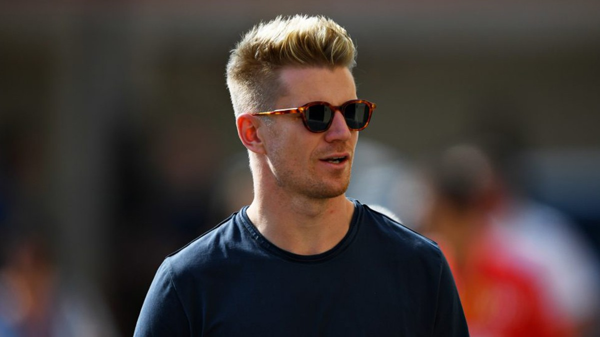 OFFICIAL HULKENBERG REPLACES PEREZ AT RACING POINT DURING BRITISH GRAND PRIX