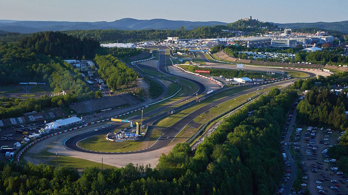 OFFICIAL NURBURGRING GRAND PRIX RETURNS TO F1 CALENDAR 2020