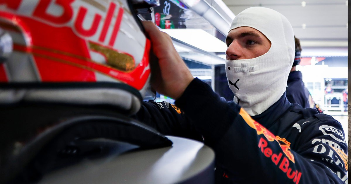 VERSTAPPEN CONTENT WITH QUALIFYING BUT TARGETING IMPROVEMENT IN AUSTRIA
