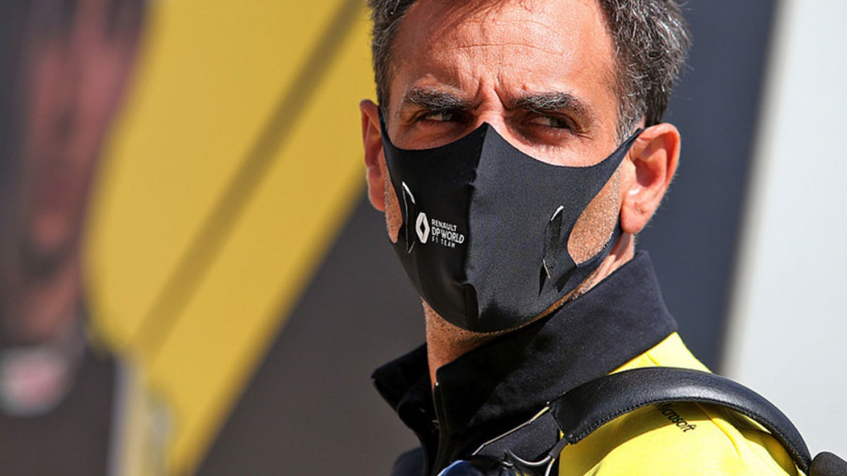 F1 BRITISH GP 2020 RENAULT PROTESTS AGAINST RACING POINT AGAIN