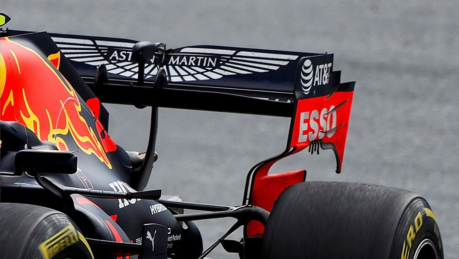 fia mercedes ferrari and red bull the rear wing that flexes