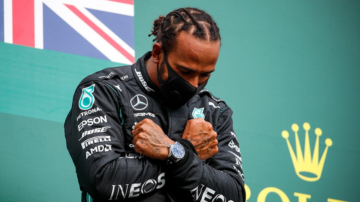 HAMILTON DOMINATES BELGIAN GP BEST FERRARI 13TH
