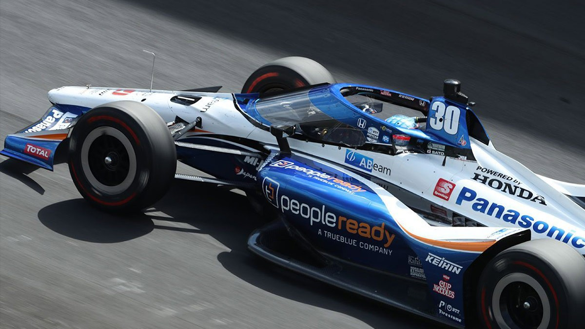 INDY 500 RESULTS 2020 TAKUMA SATO WIN AT ICONIC RACE