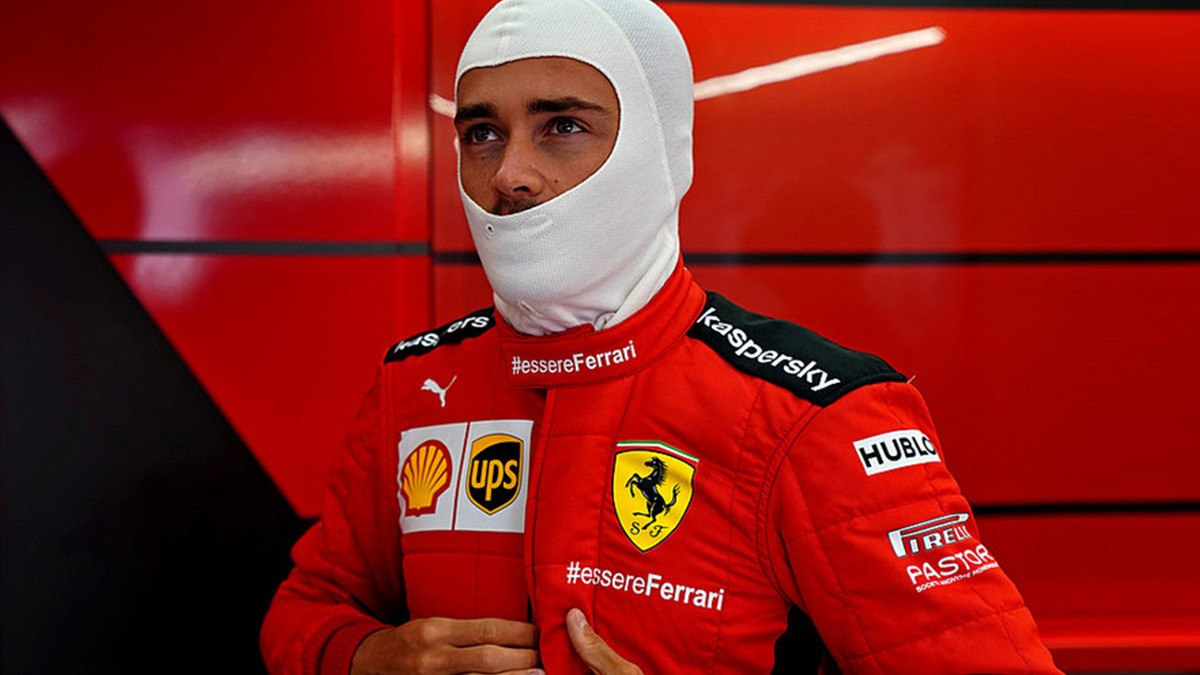 LECLERC NO WORSE THAN BEFORE AFTER QUALIFYING HORROR SHOW