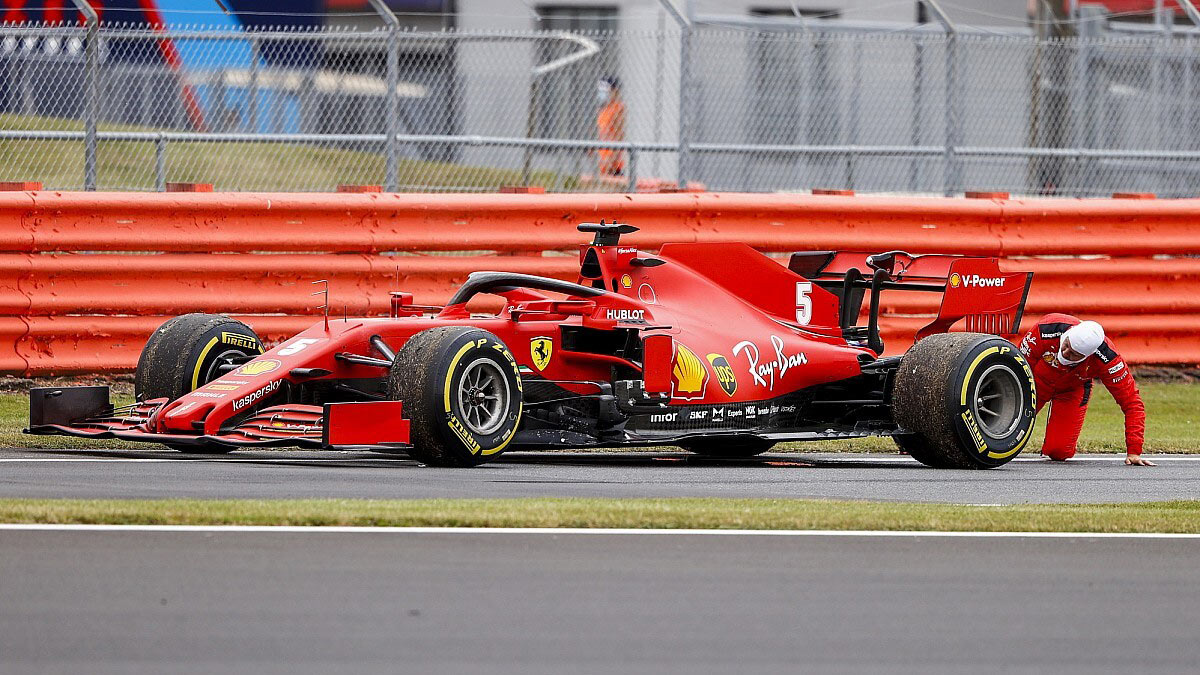 RALF SCHUMACHER TALKS ABOUT VETTEL AND FERRARI THE SITUATION IS HIGHLY UNFAVOURABLE