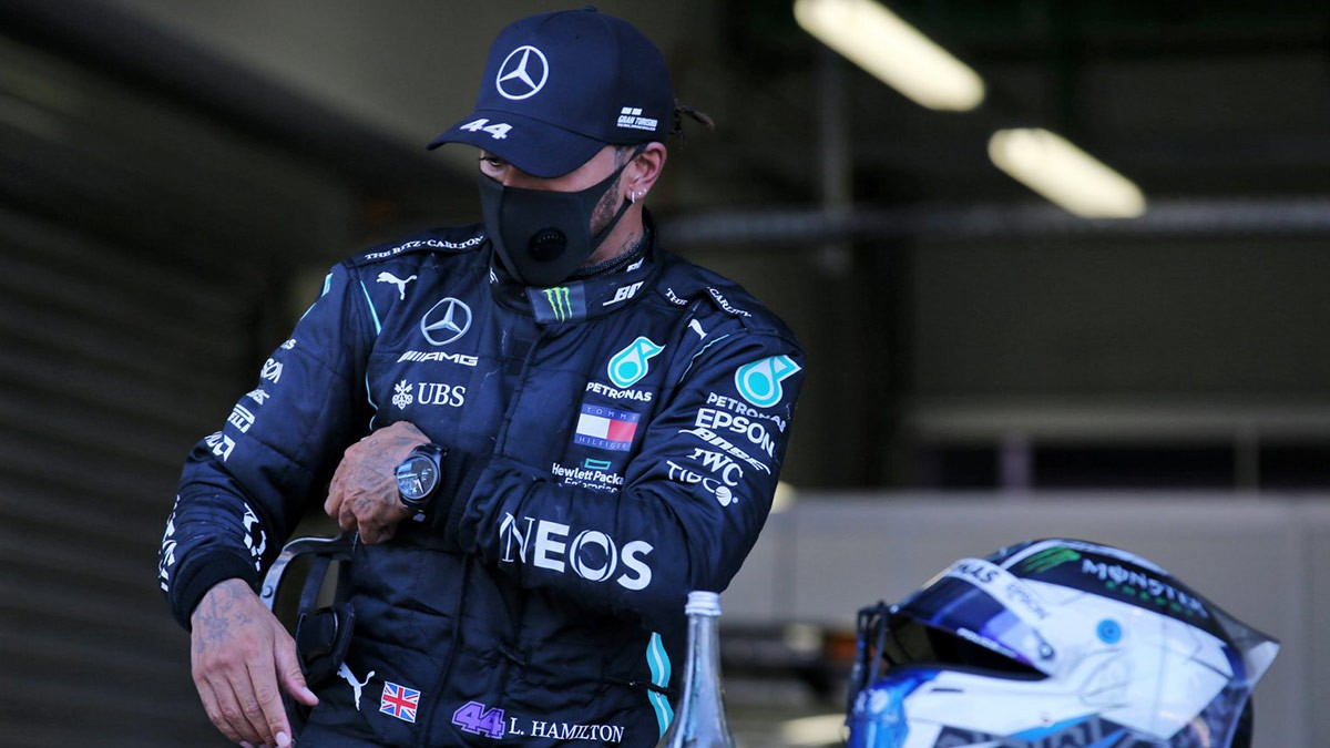BRAWN S ADVICE TO HAMILTON LICK YOUR WOUNDS AND LEARN