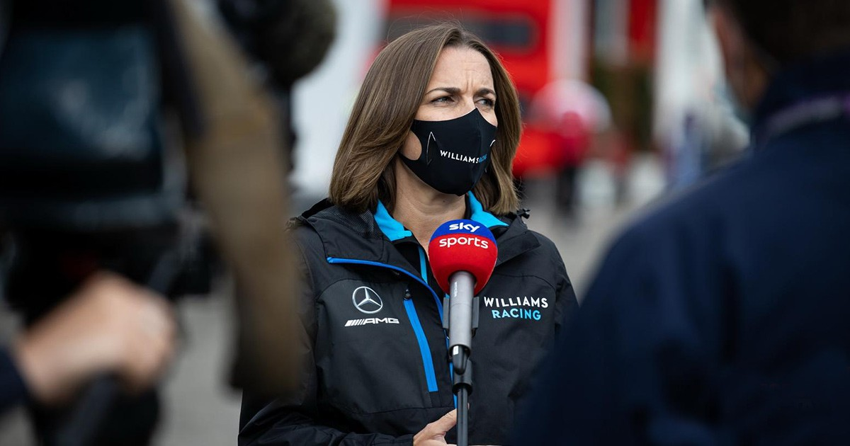 CLAIRE WILLIAMS STEPS DOWN AS DEPUTY TEAM PRINCIPAL
