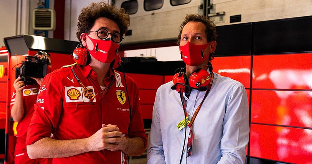 FERRARI COMES TO SOCHI WITH UPDATE HOPE THAT MAKES IT BETTER