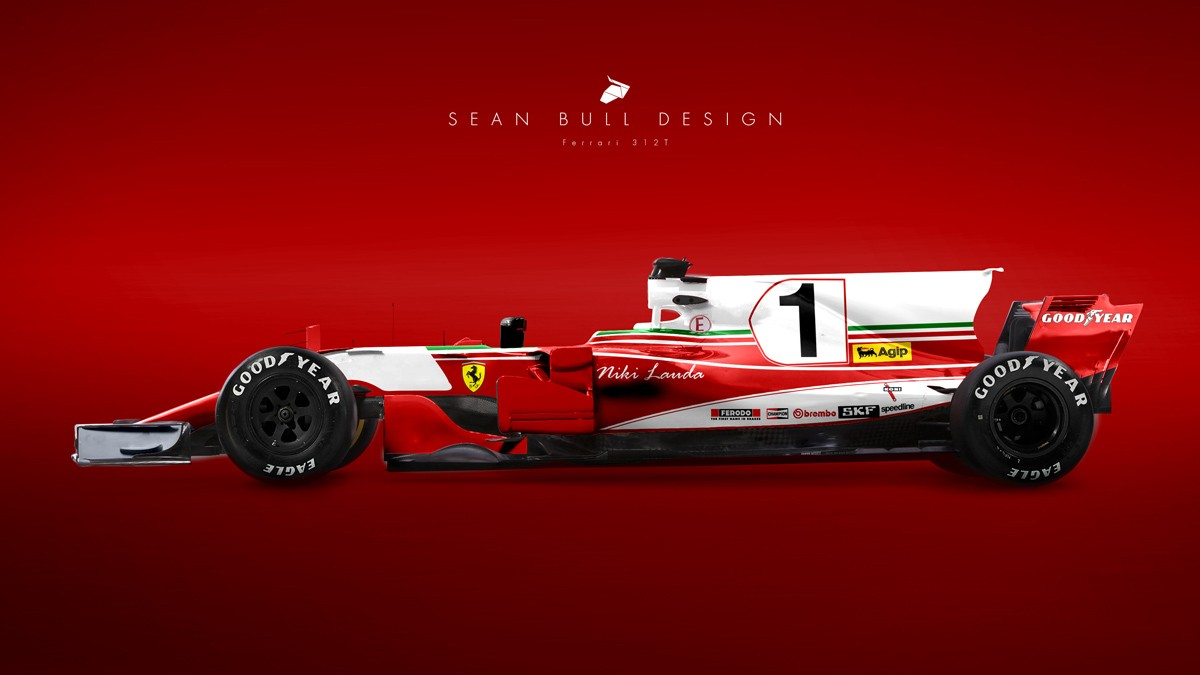 Ferrari Is Going To Celebrate Its Anniversary 1950 Livery For Mugello Gp