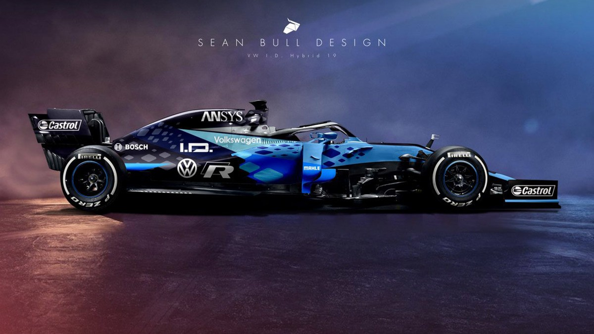JEAN TODT VOLKSWAGEN IS WELCOME IN FORMULA 1 2023