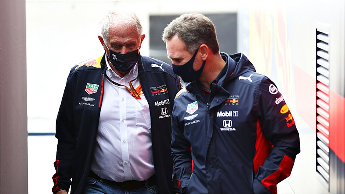 MARKO AND HORNER ARE DISAPPOINTED AFTER TUSCAN GP