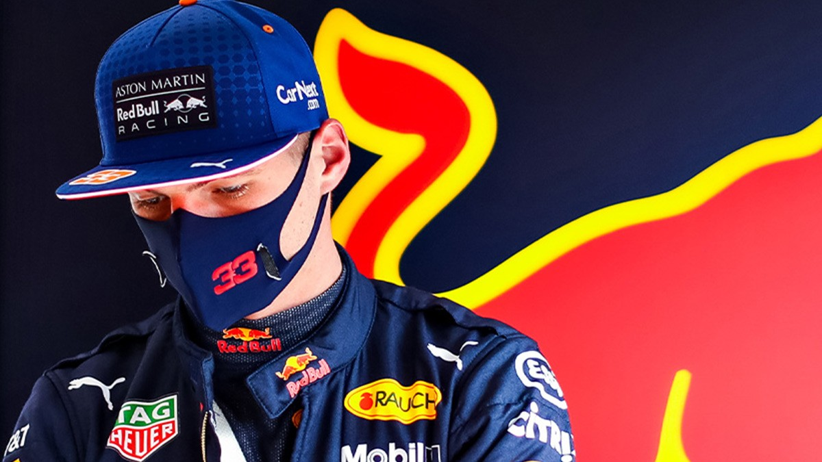 MAX VERSTAPPEN IS DISAPPOINTED IN THE POOR QUALIFYING SESSION AT THE ITALIAN GP