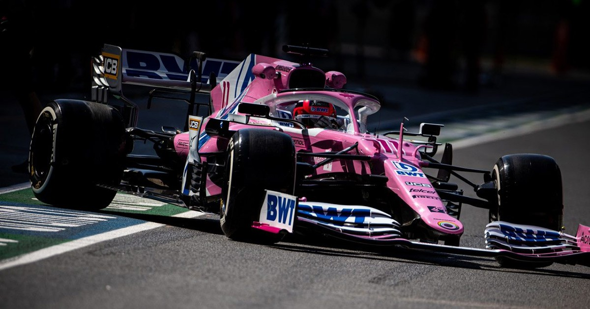 PEREZ GETS GRID DROP FOR SPINNING RAIKKONEN IN PRACTICE