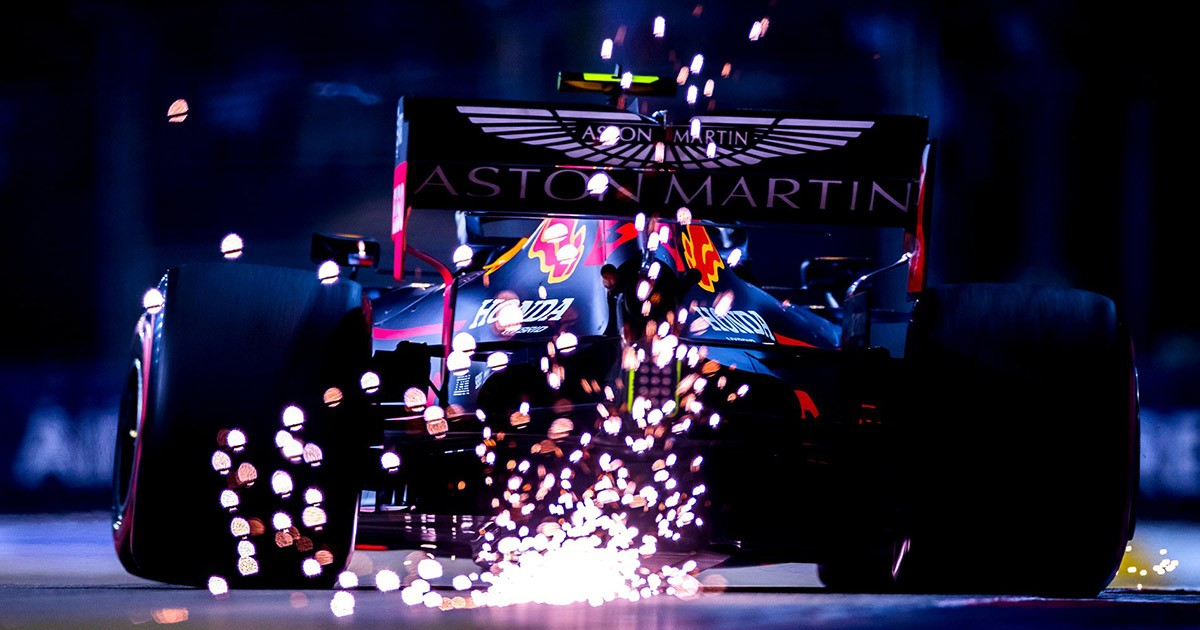 RED BULL S HONDA ENGINE WON T GET UPGRADES FOR REST OF THE YEAR