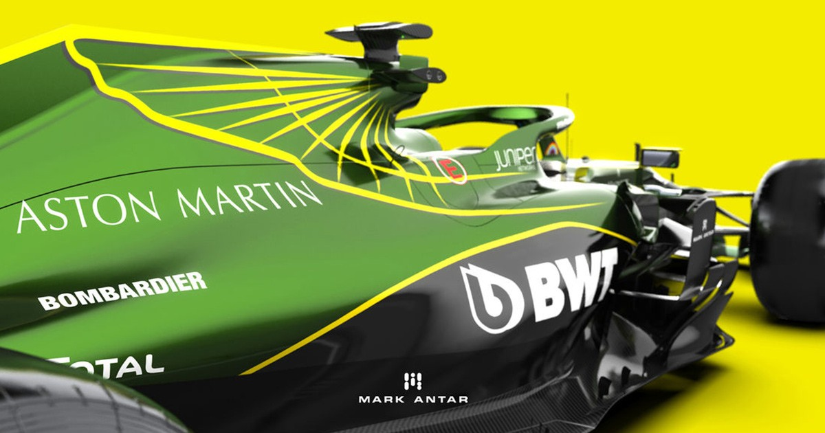 STROLL ABOUT LIVERY 2021 BELIEVE IT WILL BE BRITISH RACING GREEN