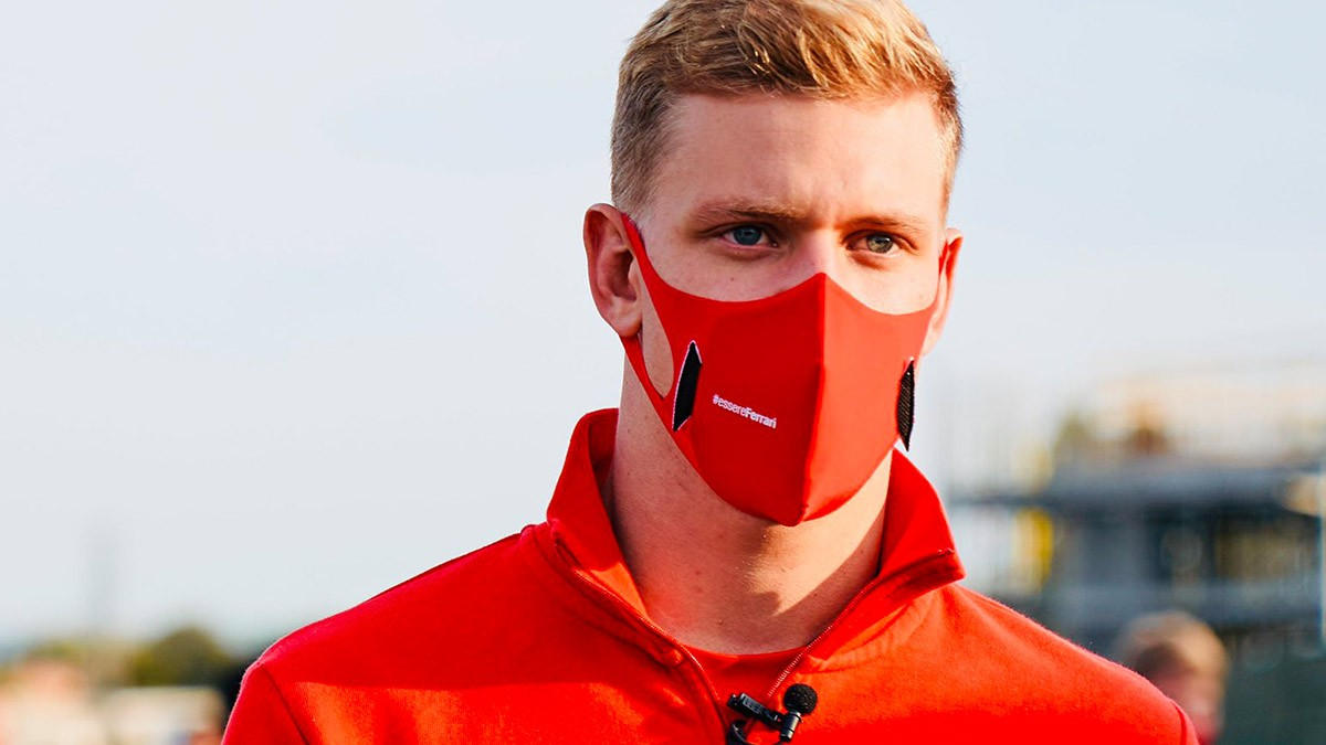 TWO FORMER F1 DRIVERS DO NOT BELIEVE MICK SCHUMACHER IS AS TALENTED