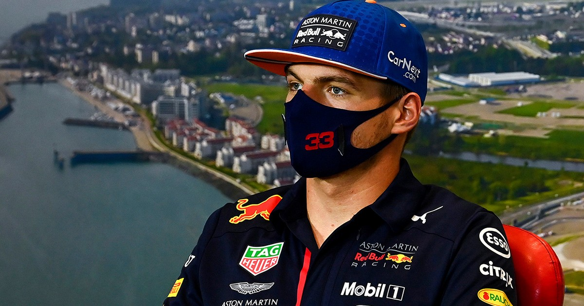 VERSTAPPEN MIDFIELD WILL BE CLOSER TO THE OUTPOSTS AT RUSSIAN GP