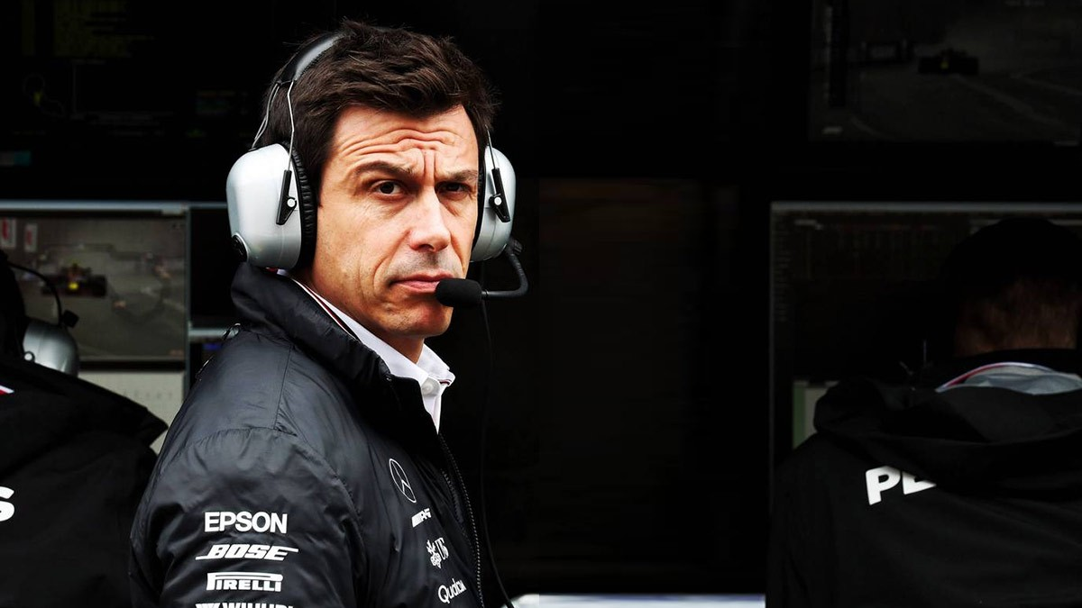 WOLFF SUGGESTS F1 SHOULD OPEN UP TEAM RADIO TO THE FANS