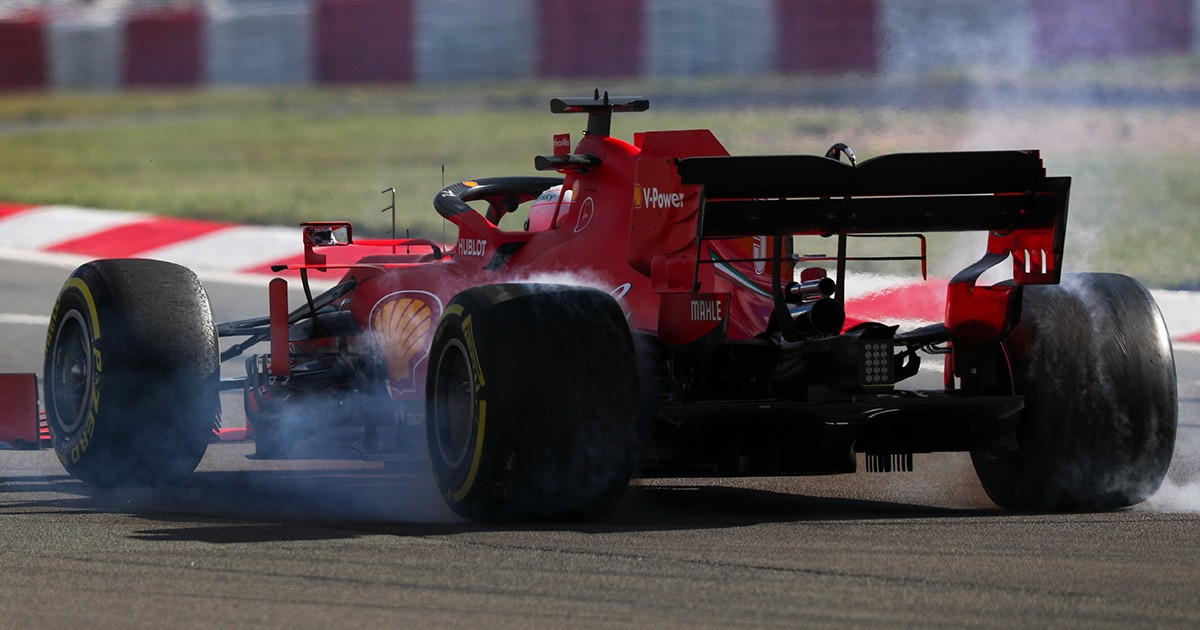 FERRARI OTHER UPDATE WILL COME TO FOUND THE RIGHT DIRECTION