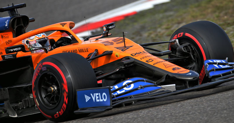 MCLAREN CONTINUES TO RUN REVISED MERCEDES-STYLE NOSE IN F1 PORTUGUESE GP