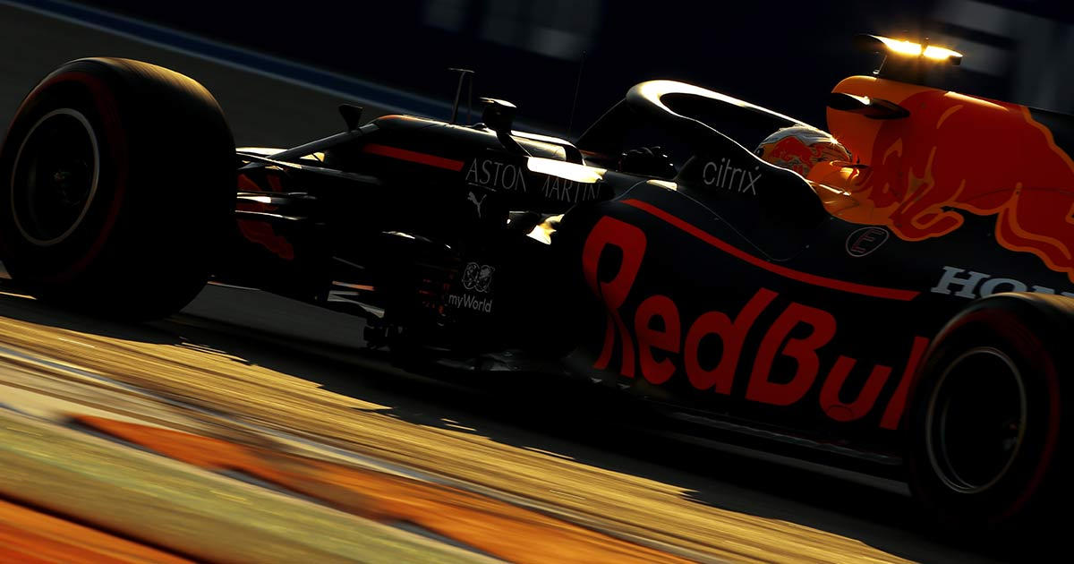 RED BULL THREATENS TO LEAVE F1 IF ENGINE DEVELOPMENT WON T BE FROZEN FROM 2022 ONWARDS