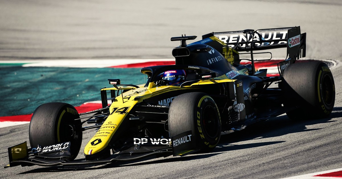 alonso the car was a nice surprise and everything felt so good