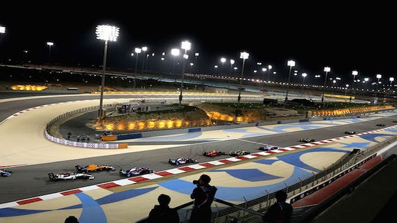 BAHRAIN F1 RACE TO RUN WITHOUT FANS AFTER GOVERNMENT ORDER