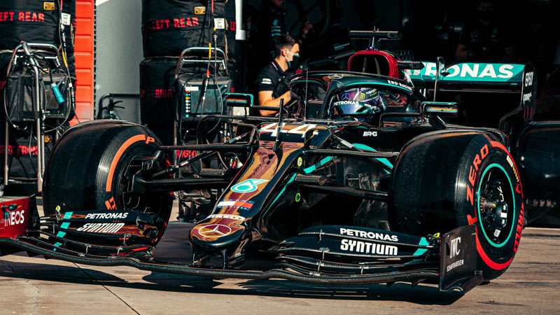 HAMILTON MERCEDES 2020 IS PROBABLY THE BEST CAR F1 WILL EVER HAVE