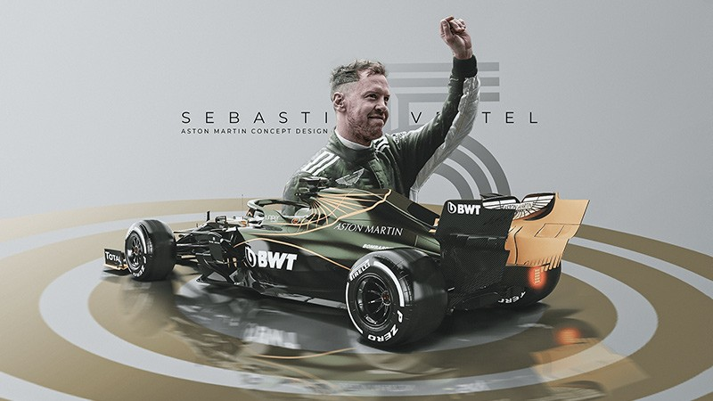 2021 - WILL A CHANGE OF SCENERY BRING THE BEST OUT OF VETTEL