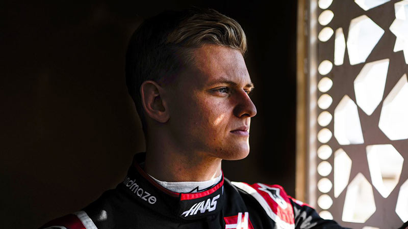 COULTHARD - MICK SCHUMACHER NEEDS TO QUICKLY BEAT MAZEPIN