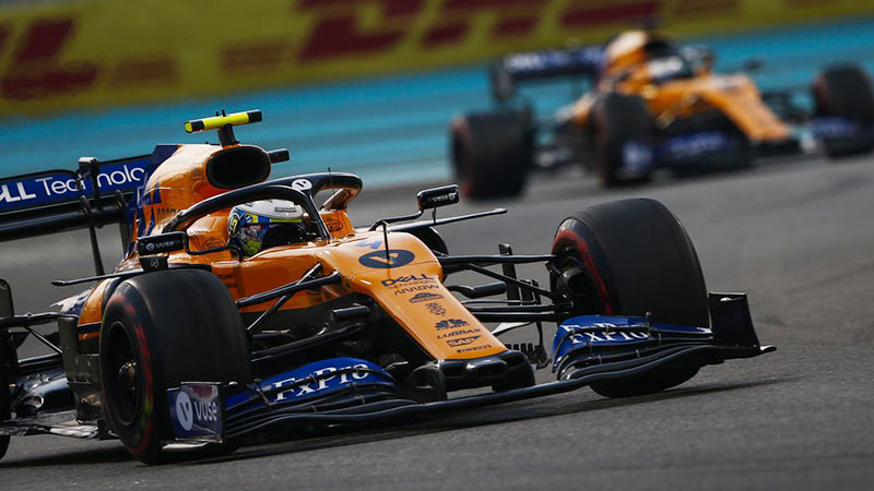 WHAT S NEW FOR FORMULA 1 MCLAREN CAR IN 2021