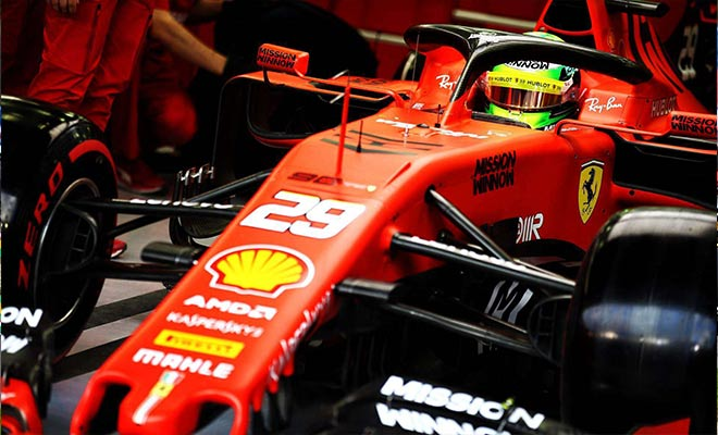 F1 AND TEAMS AGREE ON DATES FOR BAHRAIN PRE-SEASON TESTING