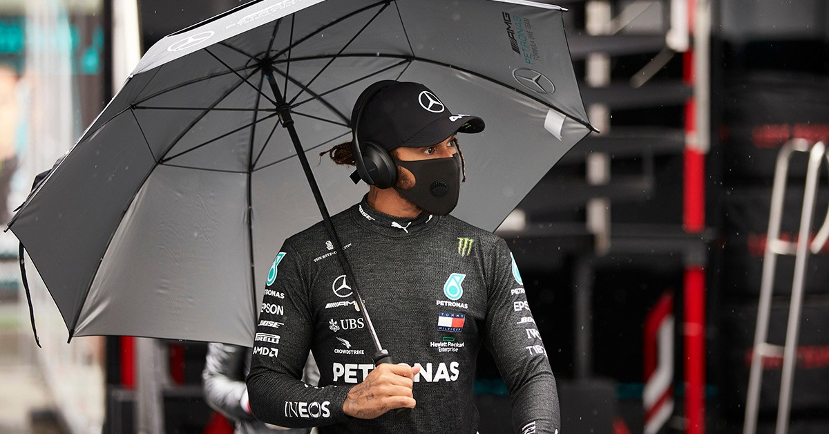 STAYING WITH MERCEDES OR LEAVING WOLFF WILL RESPECT HAMILTON'S DECISION