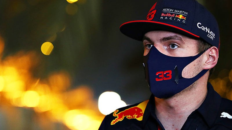 VERSTAPPEN - SOMETIMES YOU CANNOT FORCE THINGS SO I STAY CALM