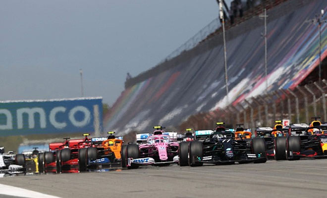 ALL ABOUT THE MEETING OF THE F1 COMMISSION